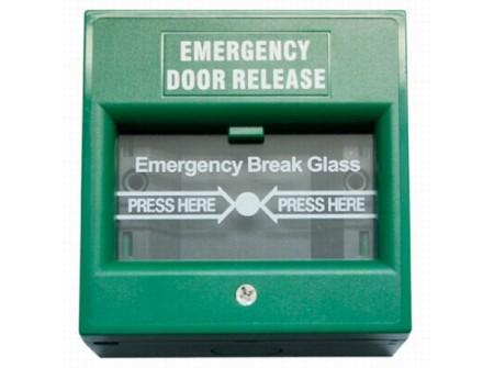 Nút nhấn mở cửa khẩn