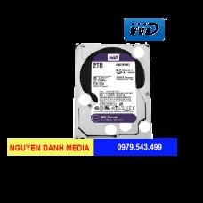 Ổ cứng WD Purple 2TB WD20PURZ